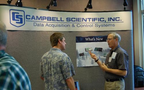 Campbell Scientific - Doug Neff and Don Huffman